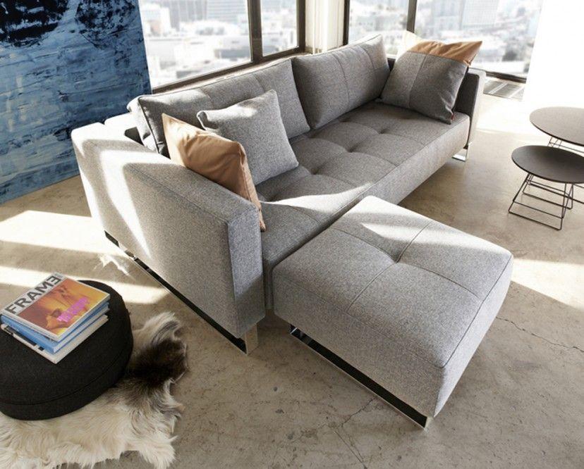 Cassius Deluxe Schlafsofa von Innovation Design by Per Weiss deko - wohnzimmer deko grau weis