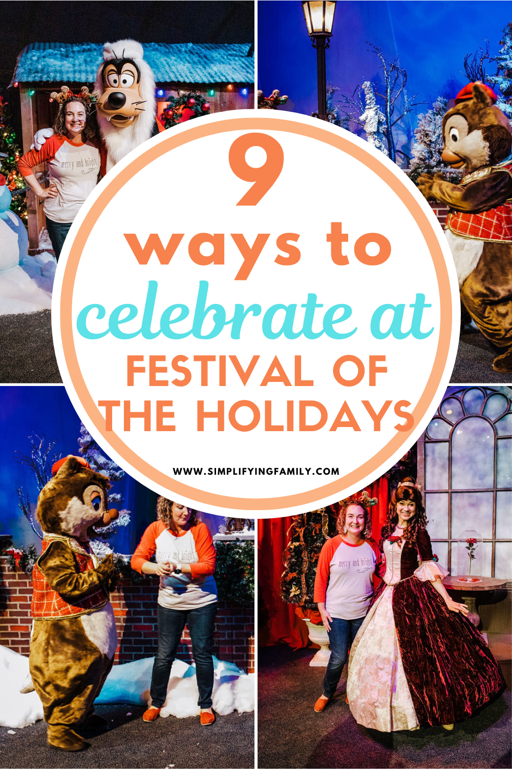 Celebrate at the 2019 Epcot International Festival of the