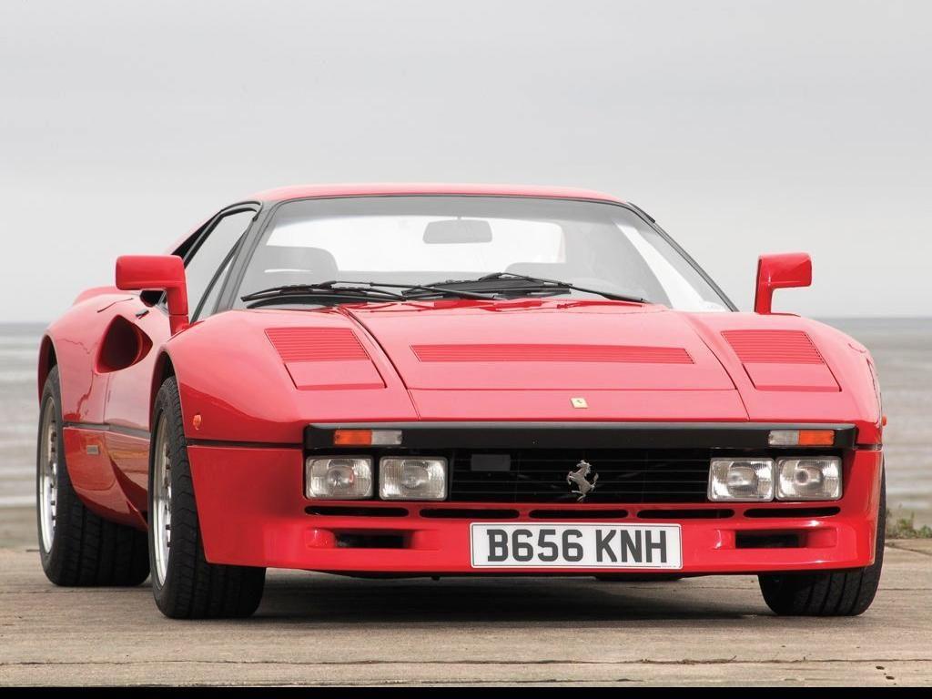 Ferrari 288 gto poster by fred otene ferrari 288 gto ferrari and cars