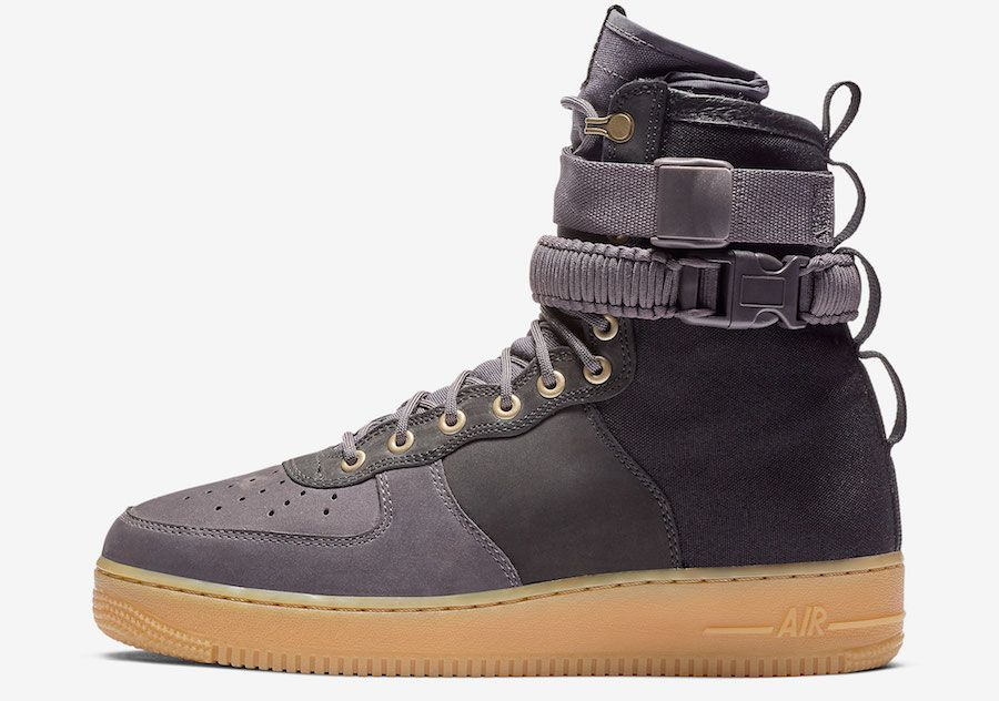 sports shoes c64d4 66456 Nike SF-AF1 High BV0130-001 Release Date | FTW_Sneaker ...