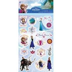 Disney Frozen Party Stickers (4 Sheets)