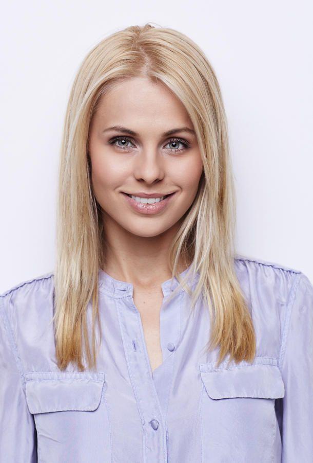 Neue frisuren fur blonde haare