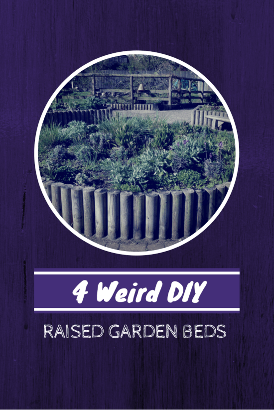 4 Strange DIY Raised Bed Garden Ideas You Could Build Yourself   Gardening  Channel