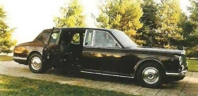 Rolls Royce Cloudesque Sultan Of Brunei Rolls Royce Classic Cars Classic Rolls Royce