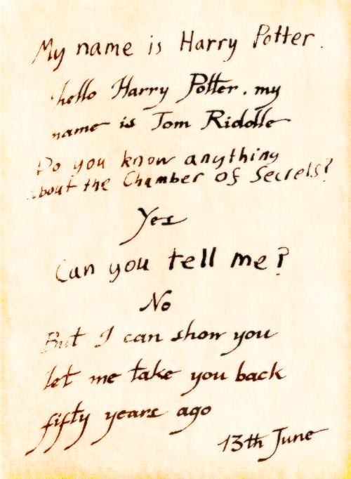 Diy Jedusor Journal Tom Vegetarische Rezepte Geburtstag Diy Journal Tom Jedusor Tom Riddle Harry Potter World Harry Potter Hintergrundbilder