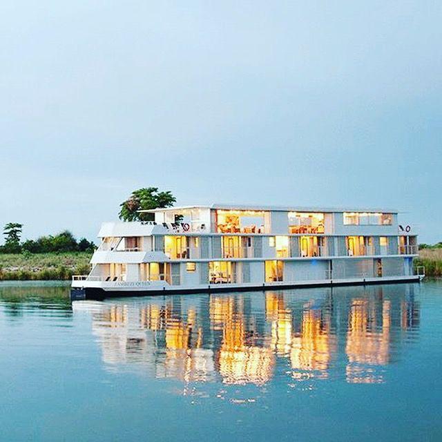 AMAWaterways Zambezi Queen. Witness The Beauty Of Africa's