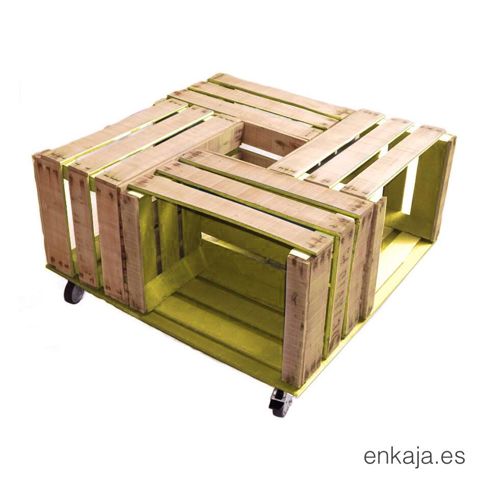 wooden crate fruit box wooden box box caja de madera