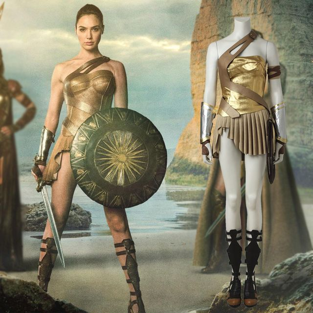 Wonder Woman Cosplay Costume Diana Prince Cosplay Costume Princess Diana of Themyscira Cosplay Costume Women Cosplay Costume For Halloween