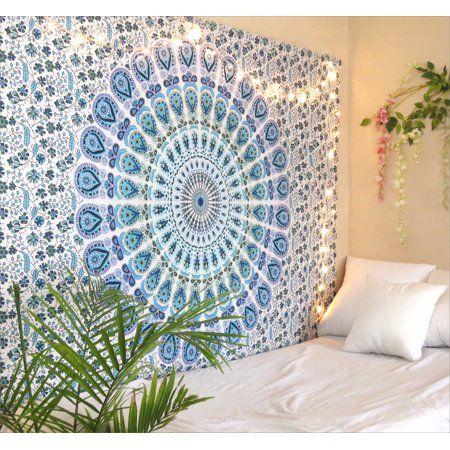 Home In 2019 Home Ideas Tapestry Beach Mandala
