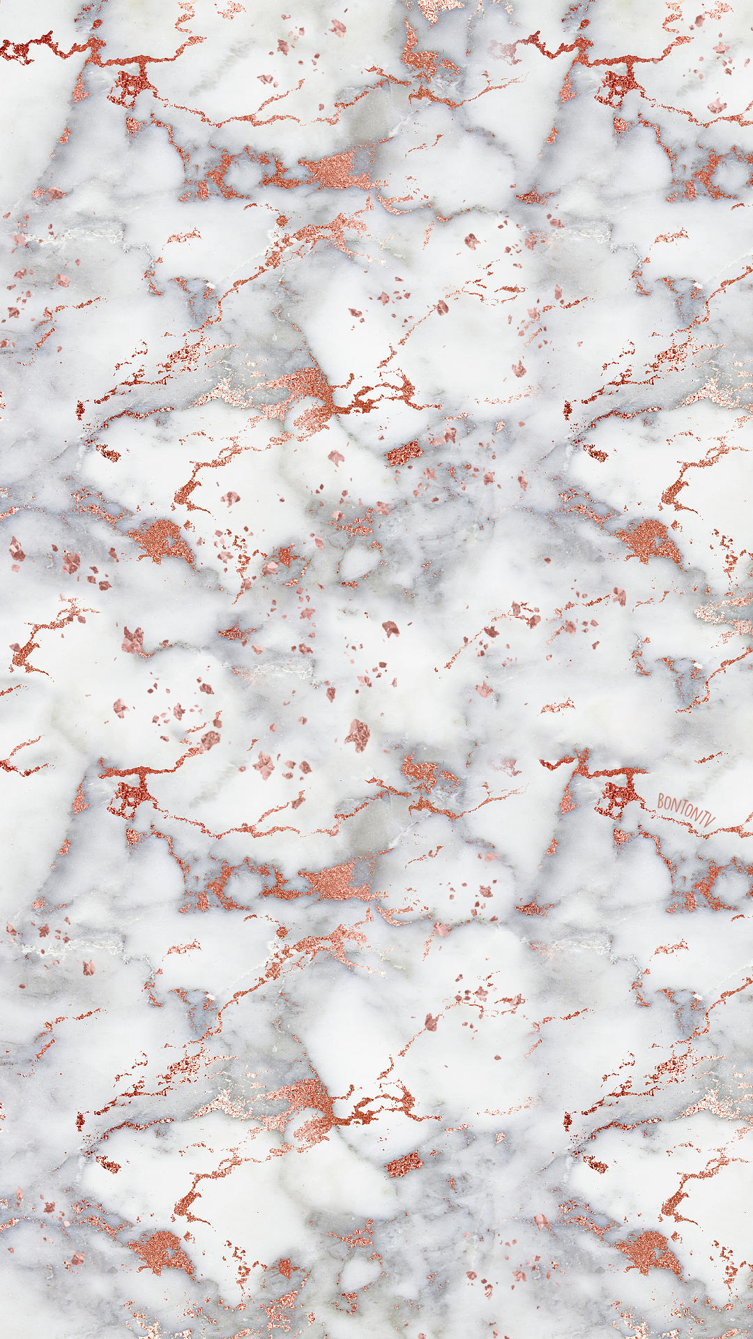 Rose Gold Marble Wallpaper For Phone
