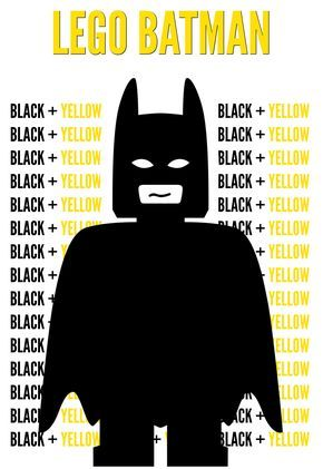 Lego Batman Party Game with free printables   Batman party games ...