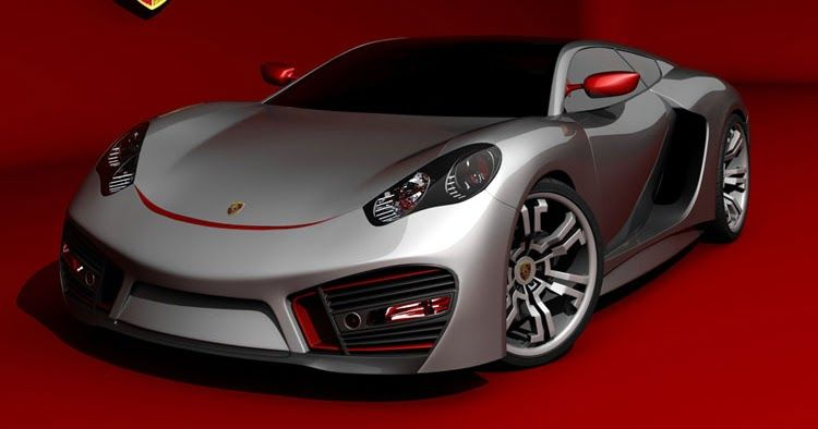 Porsche Trademarks Name Could Use It For Mid Engined