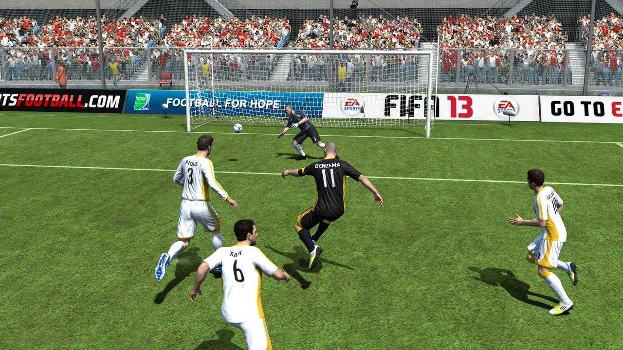 Скачать через торрент игру симулятор футбола