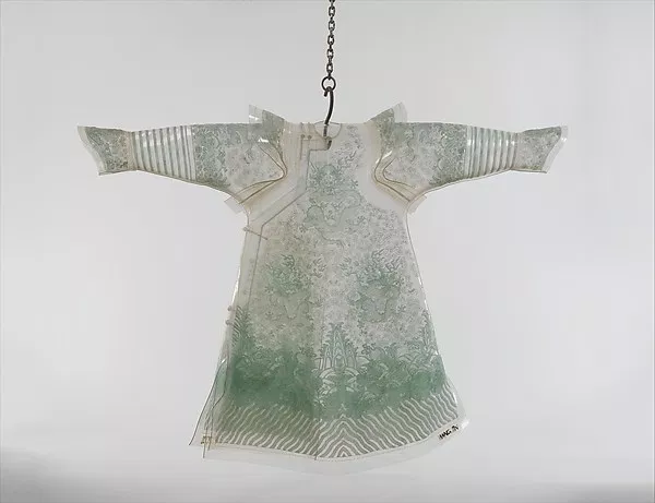Wang Jins Beijing Opera robes or high tech rubbish