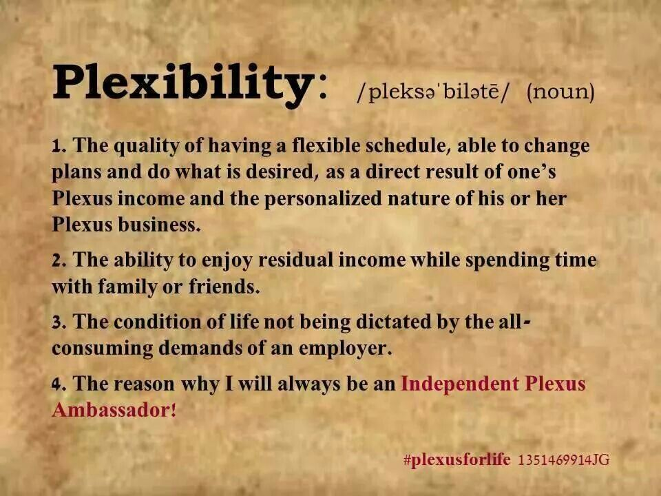 Plexibility Weight loss, financial freedom, healthy living, New Year's Resolution www.plexusslim.com/mandylewis86