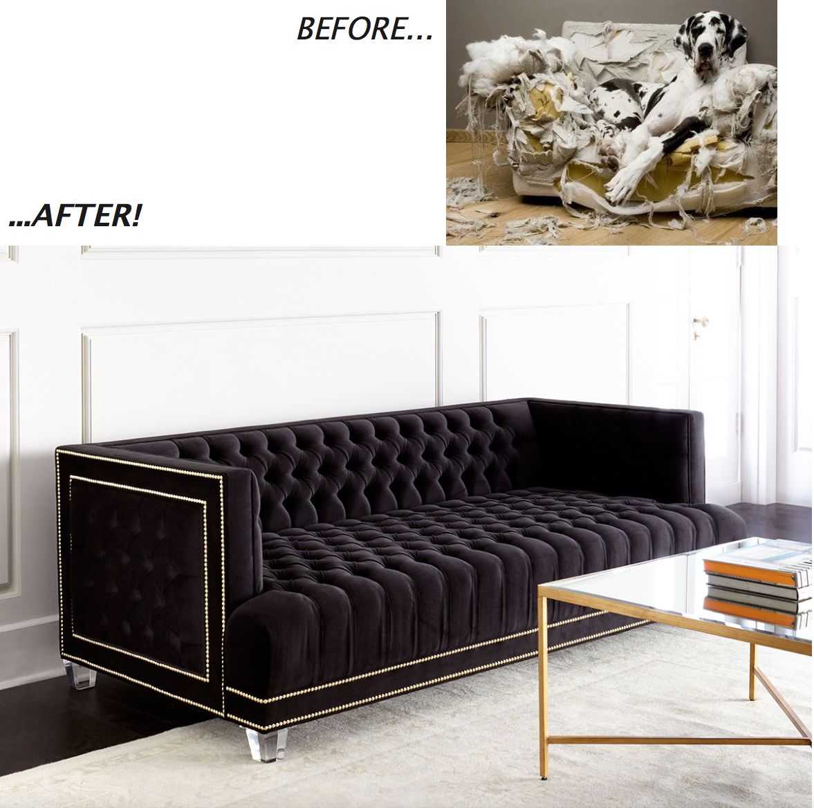 Reupholstery And Furniture Redesign Service Duroque Furniture