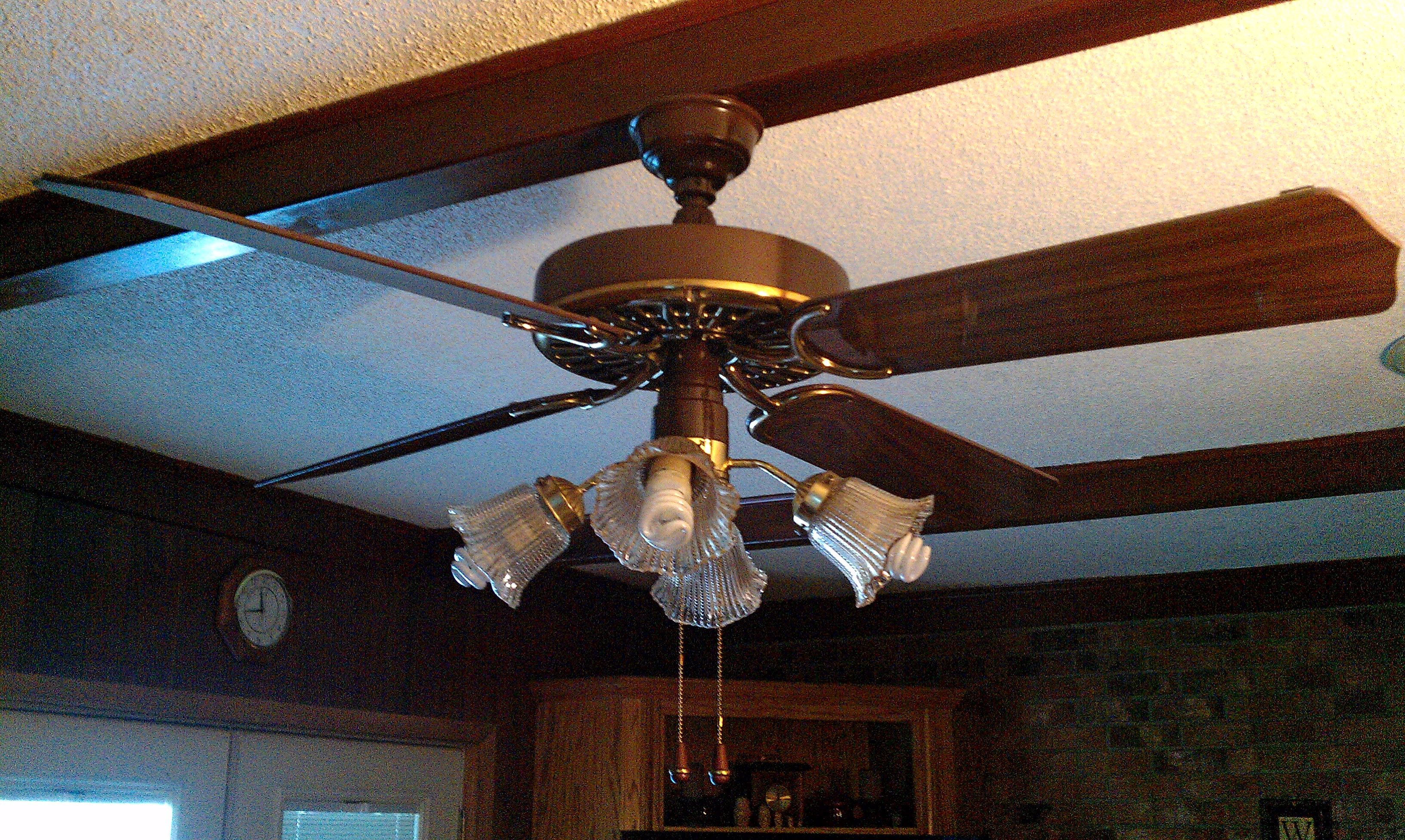 1981 Hunter Robbins And Myers Olde Tyme Original Ceiling Fan