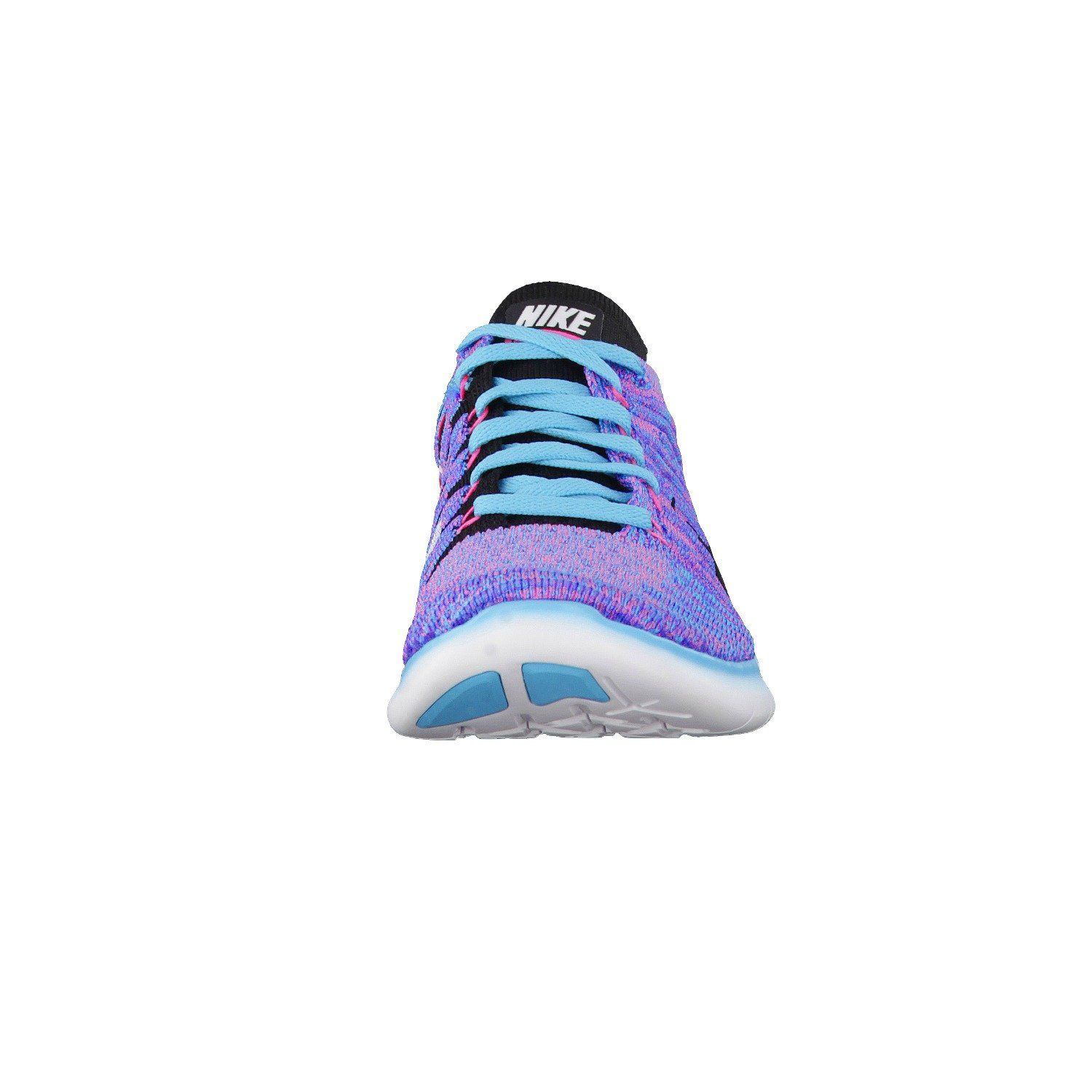 best sneakers a70c6 bae10 Nike Womens Free Running Motion Flyknit Shoes Gamma Blue BlackPhoto  BluePink Blast 8 BM US    See this great product-affiliate link.   nikewomensrunningshoes