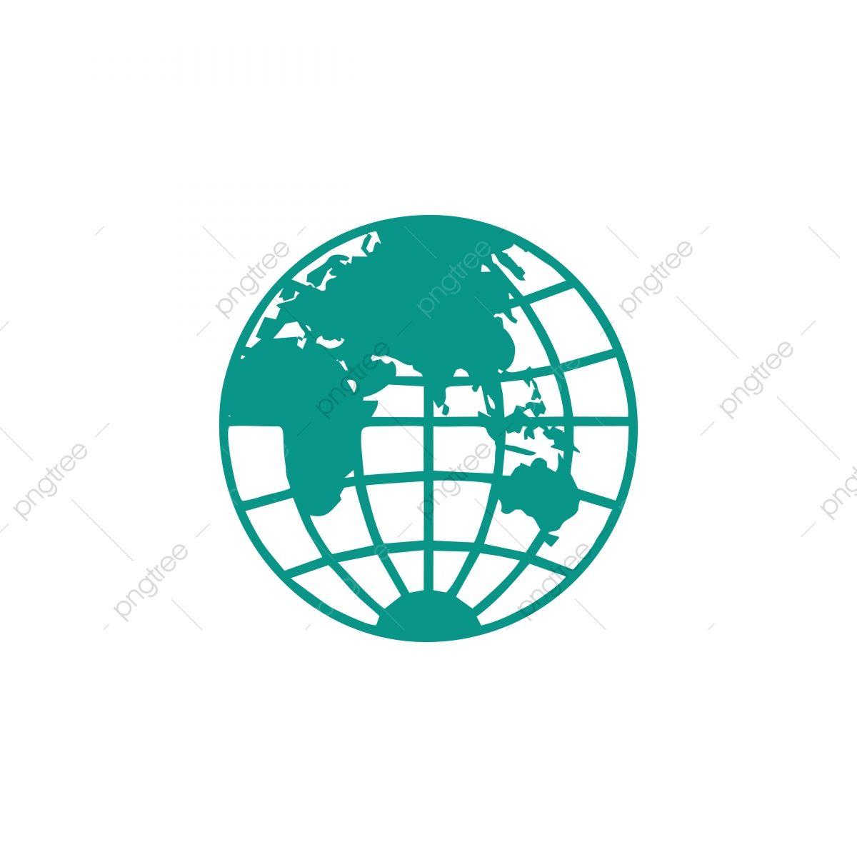 الكرة الأرضية رمز الشعار تصميم التوضيح النواقل رمز العنصر خلاصة أفريقيا أمريكا Png والمتجهات للتحميل مجانا In 2020 Globe Logo Icon Design Vector Illustration