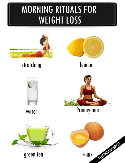 Top 5 foods to lose belly fat