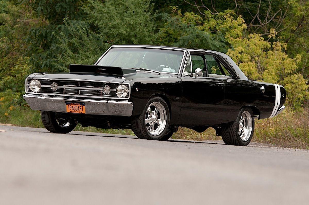 Custom Dodge Dart Hemi 426 1968 Absolutely Love Saw One Today