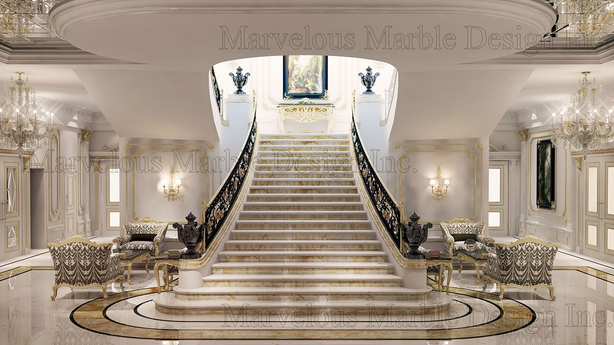 marble stairs | interior design | pinterest | marble stairs