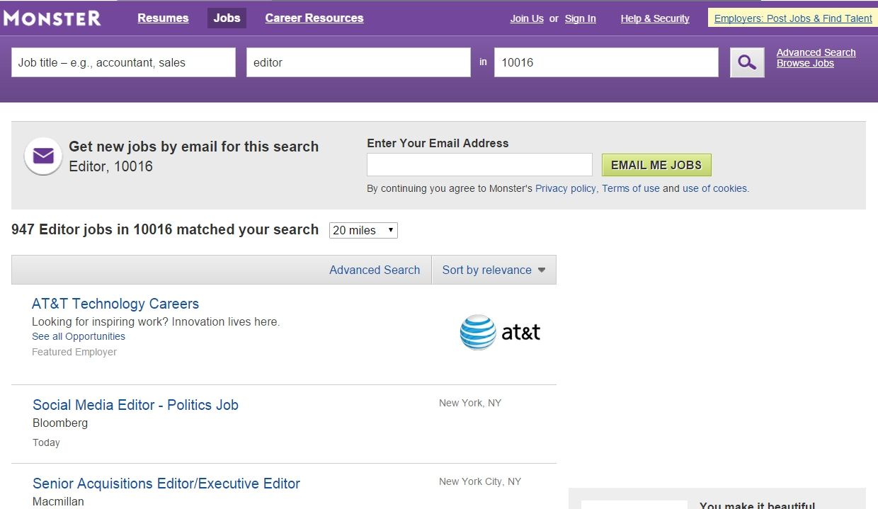 The Best Job Search Websites & Apps Job search websites
