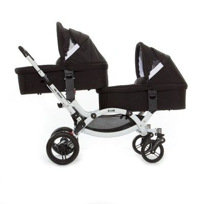 Abc Design Zoom Tandem Granit Twin Prams Baby