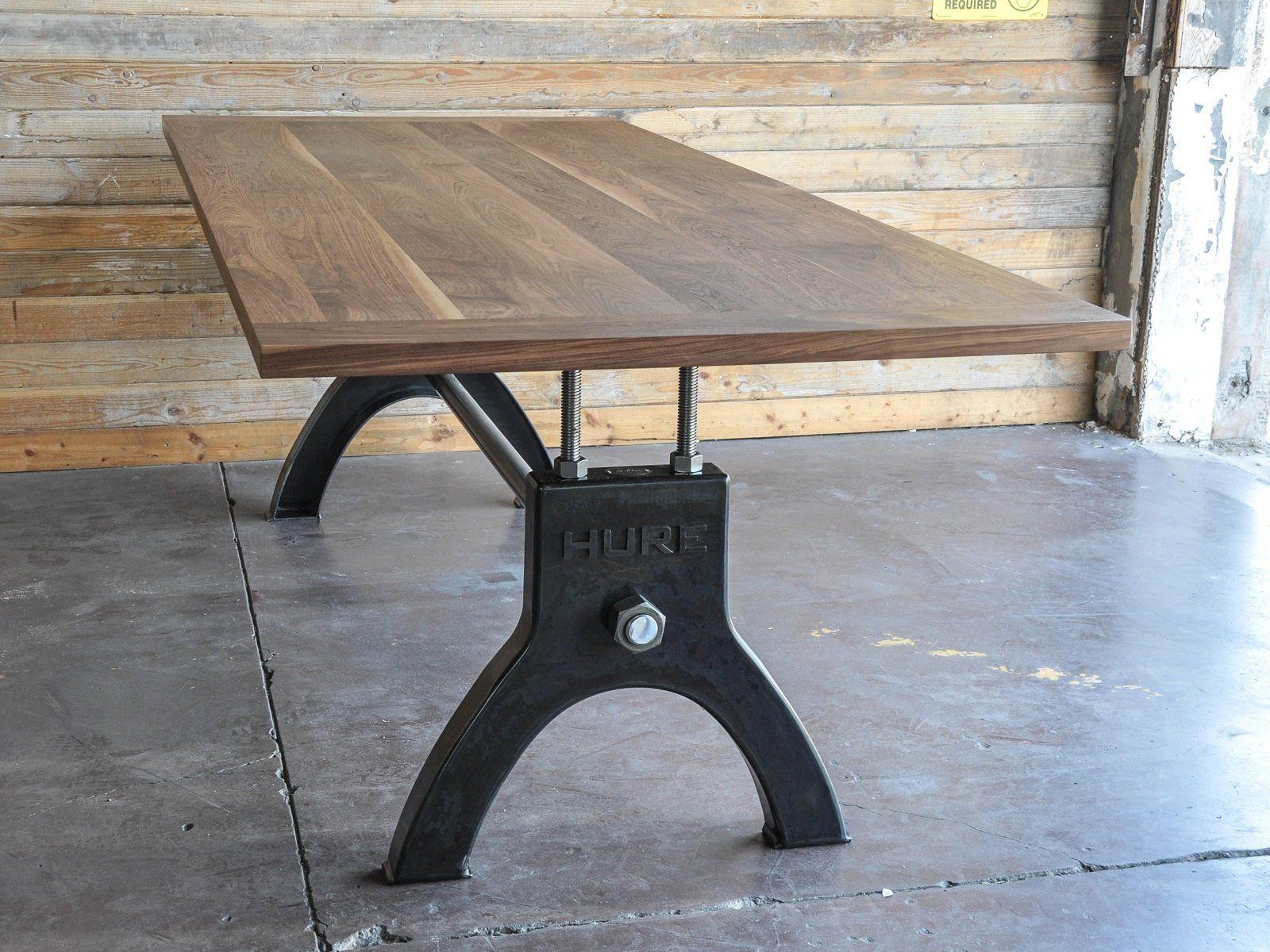 vintage industrial furniture tables design. Hure Dining Table. Vintage Industrial FurnitureIndustrial DesignLoft Furniture Tables Design O