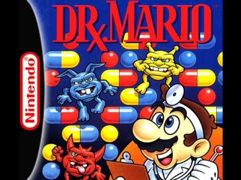 dr mario music nes chill clear nintendo themes i like