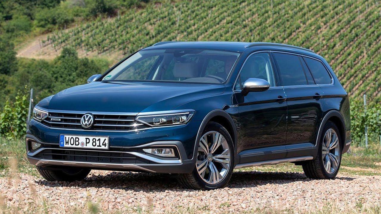 2020 Volkswagen Passat Alltrack In 2020 Volkswagen Passat Volkswagen Brand Innovation