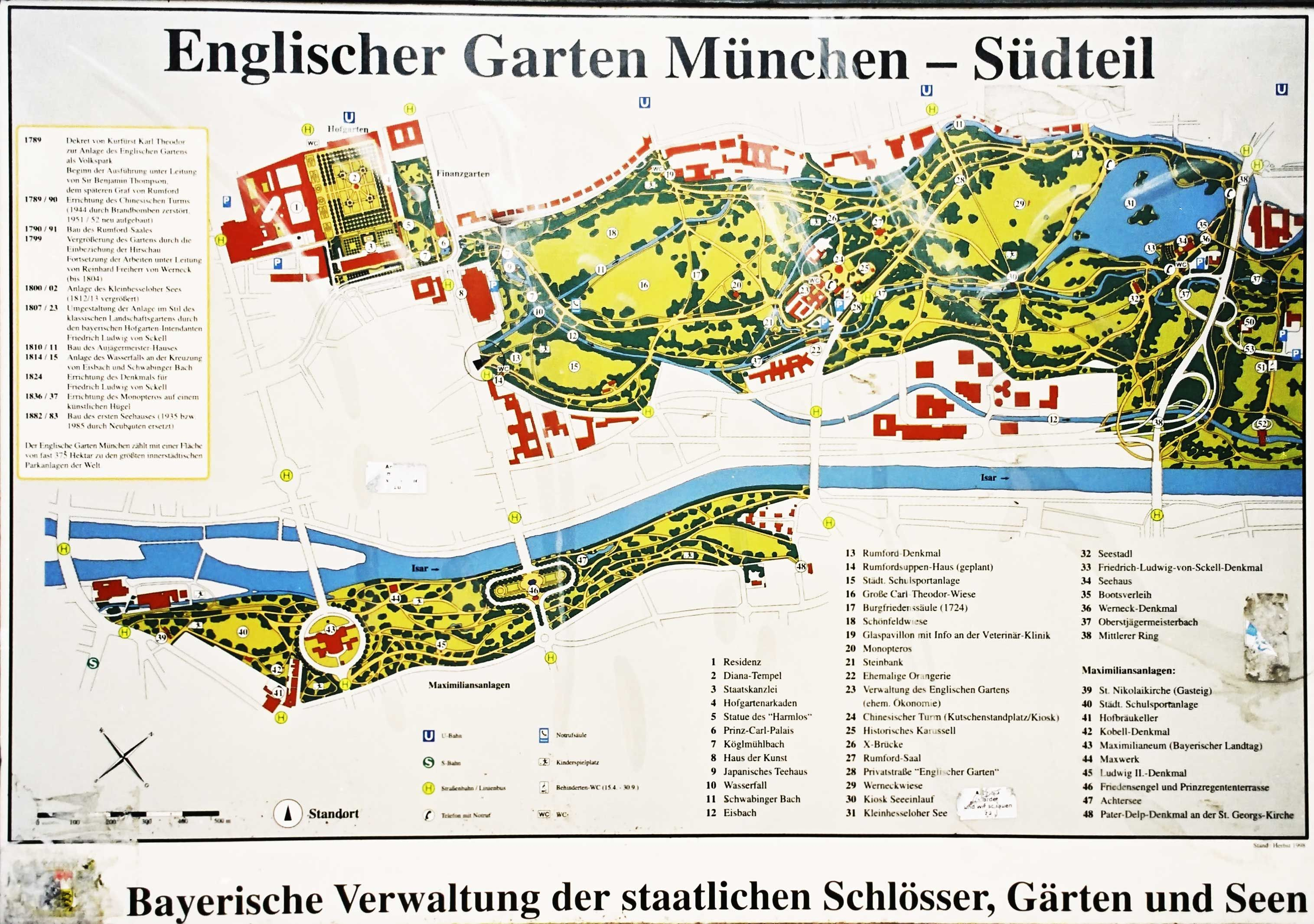 Google Image Result For Http Upload Wikimedia Org Wikipedia Commons 0 0b M 25c3 25bcnchen Englisch Englischer Garten Munchen Englischer Garten Garten Munchen
