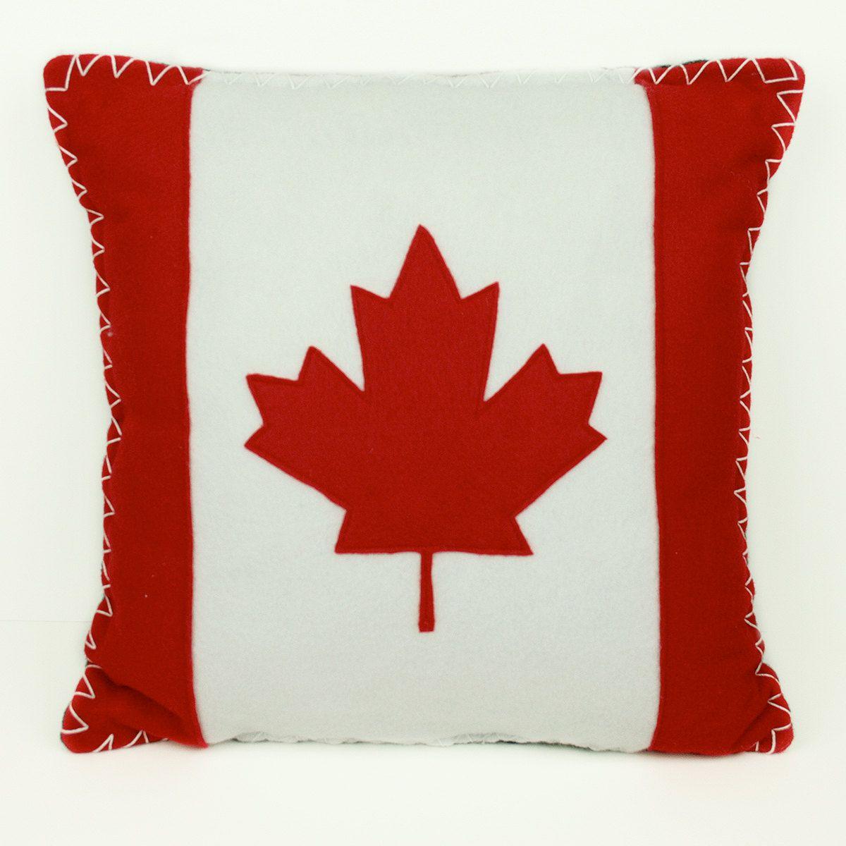 Canadian Inspired Home Decor Canada Pillow Via Etsy: Happy Canada Day Everyone!!!!