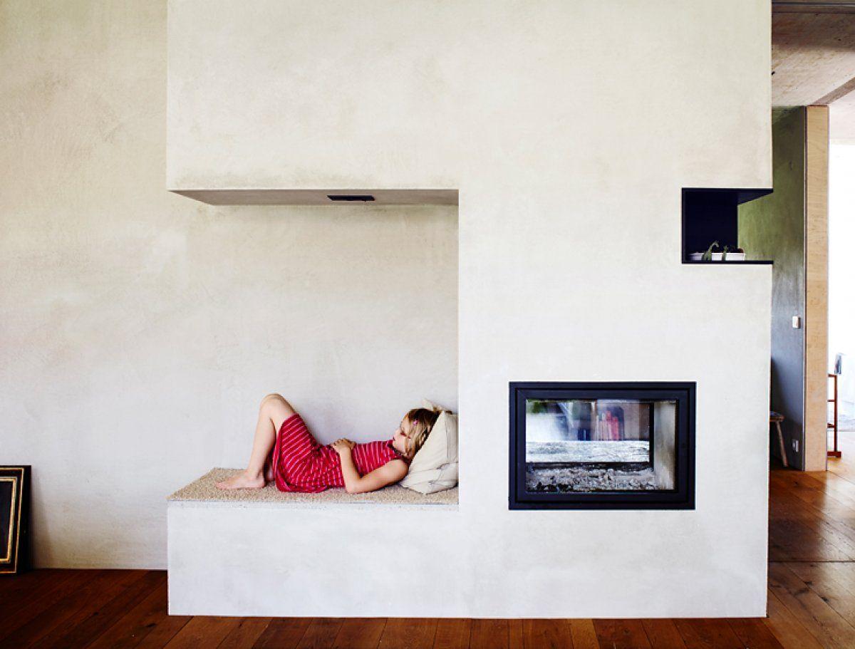 Kaminzimmer: ideen zum einrichten divider room and house