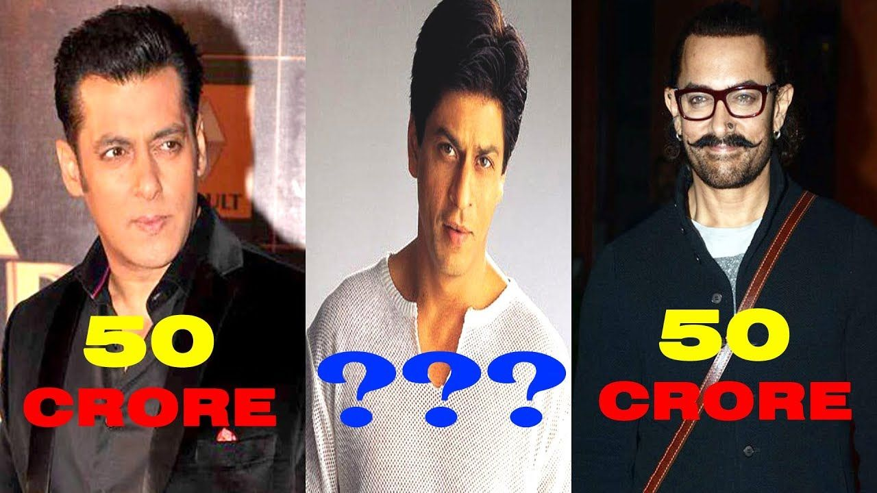 Top 10 Highest Paid Bollywood Actors 2018-Bollywood Actors