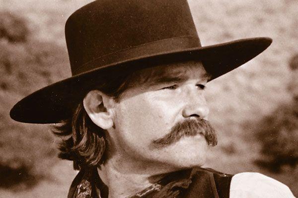 The Western Godfather Kurt Russell Spills The Beans True West Magazine Tombstone Movie Wyatt Earp Movie Tombstone Cast