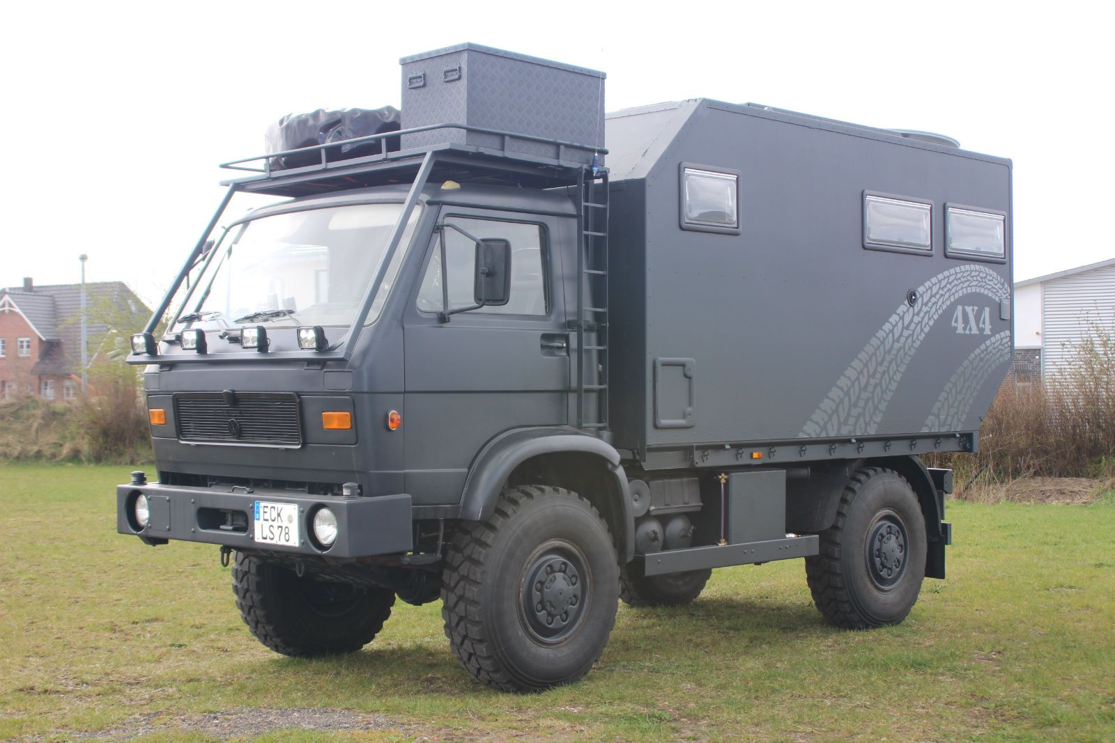 MAN 8.8 FAE 8x8 (Neubau Koffer) als Wohnmobil andere in Owschlag