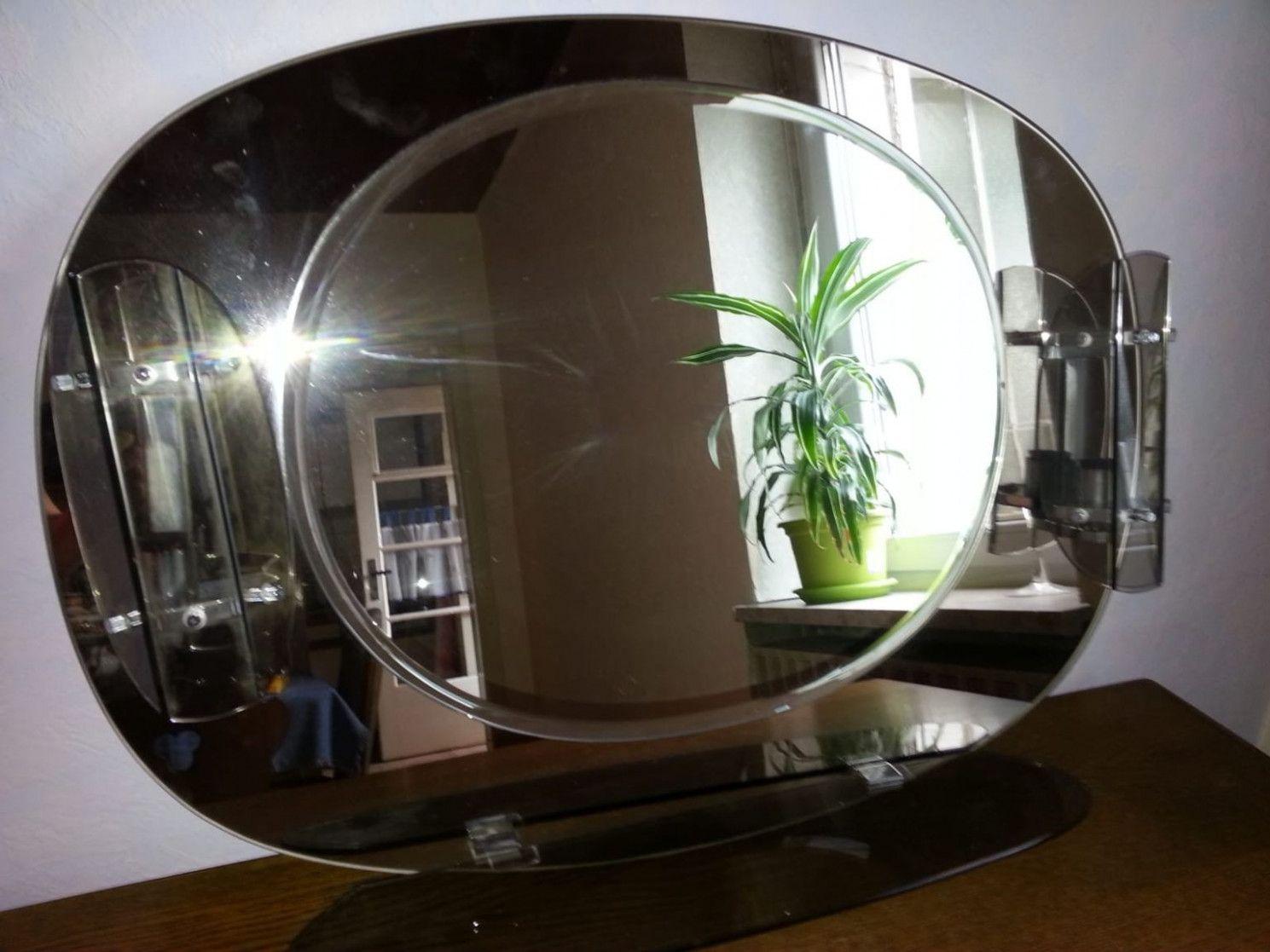 Badezimmerspiegel 60er Jahre