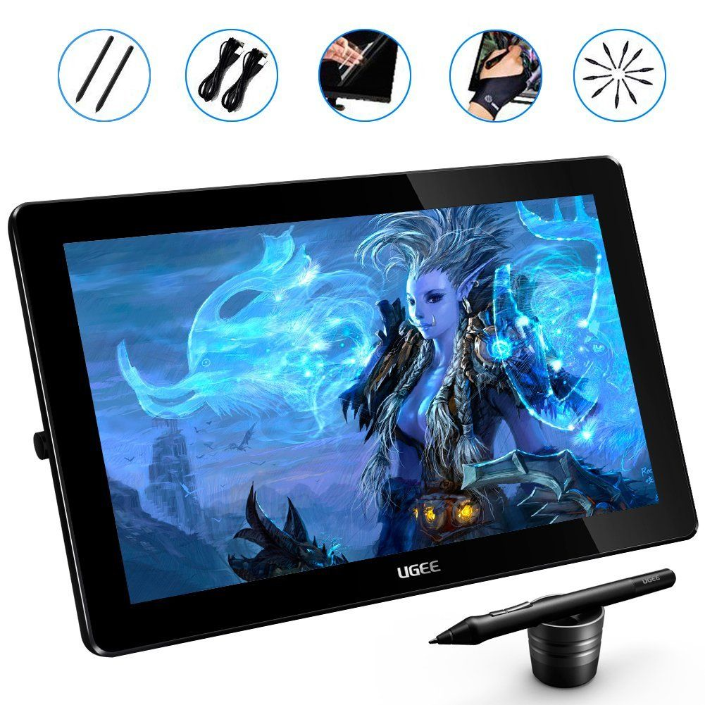 The Ugee-HK1560 Drawing Tablet  In my wish list! | Paintings