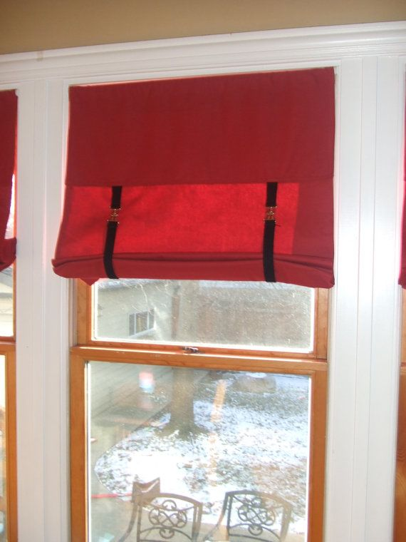 from Darwin hook up roman blinds