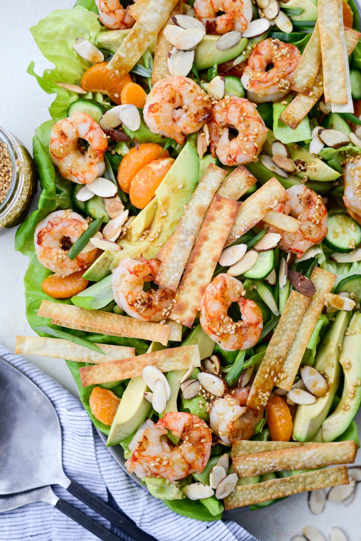 Shrimp Salad Recipes From Scratch