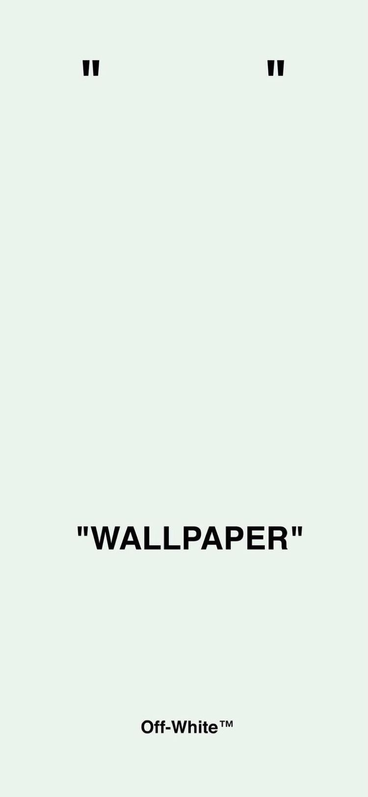 Iphone 6 S Offwhite Wallpaper Ythangonzales Hypebeast Wallpaper Wallpaper Off White Apple Wallpaper