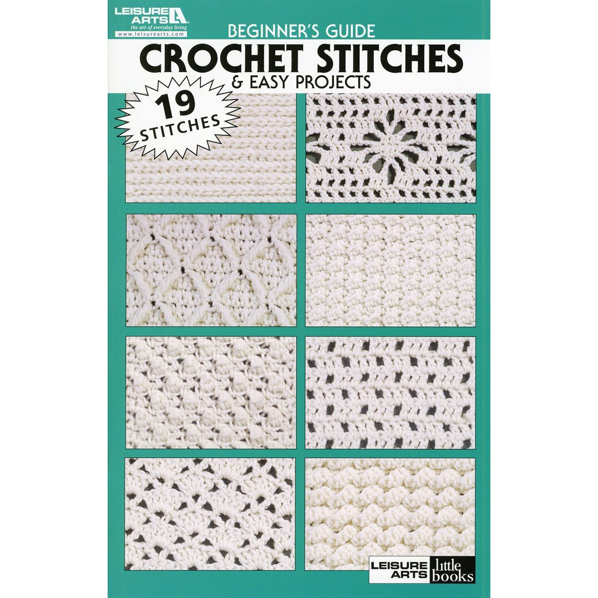 Beginners Guide Crochet Stitches | Crochet stitches and Products