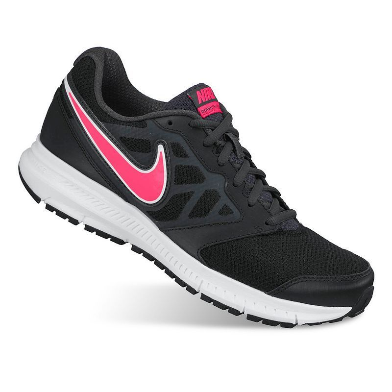 Nike Downshifter 6 Women's Training Shoes Black/Blue
