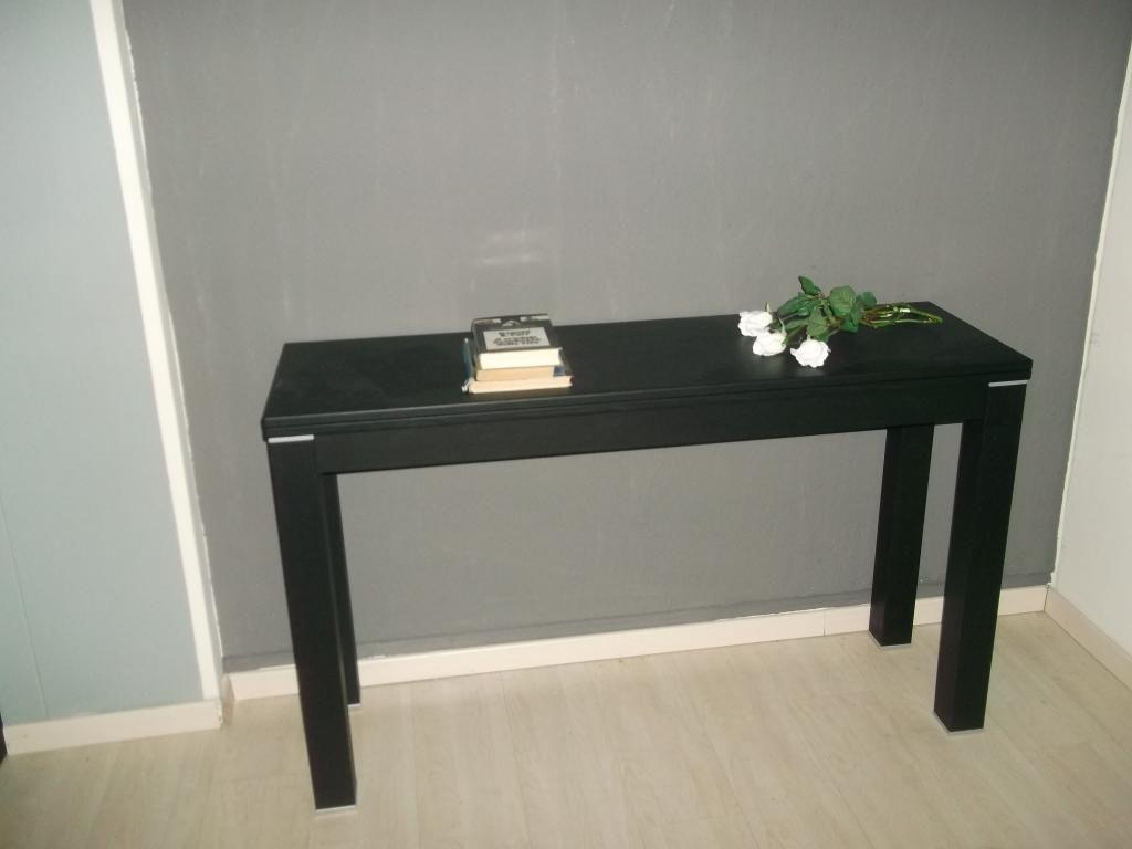 Tavolo Salvaspazio ~ Tavolo consolle allungabile lindo tavoli allungabili accessibili