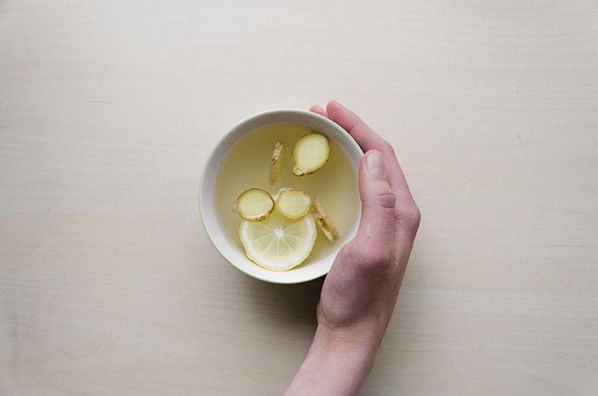 Le gingembre et le citron, la combinaison parfaite pour