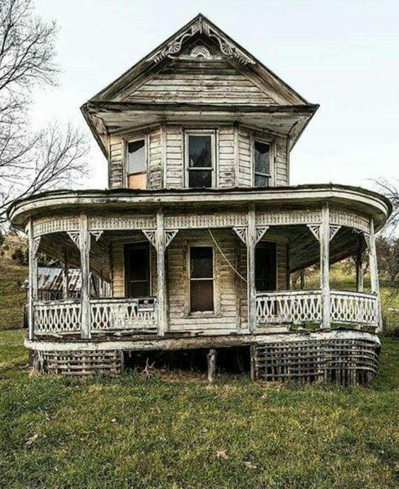 Old Abandoned Homes U.s. States