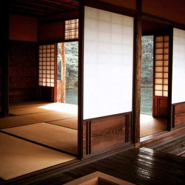 Traditional Japanese Home Decor: Japanese Architecture In 2019