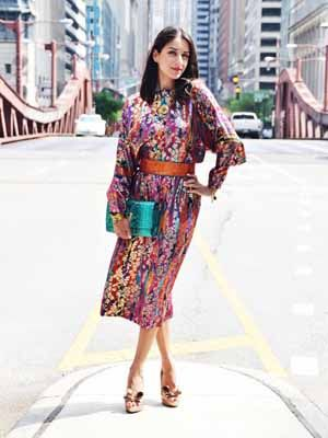 The Perfect Vintage Ensemble, Courtesy Of This Stylist Extraordinaire  #Refinery29