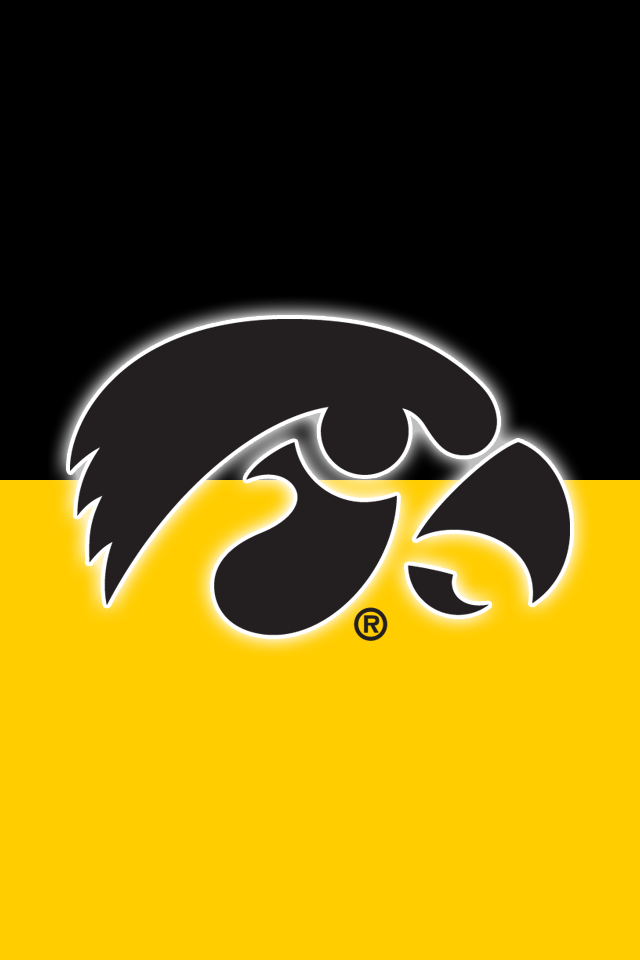 Get A Set Of 18 Officially Ncaa Licensed Iowa Hawkeyes Iphone Wallpapers Sized Precisely For Any Model Of Iphone Hawkeyes Iowa Hawkeye Football Iowa Hawkeyes